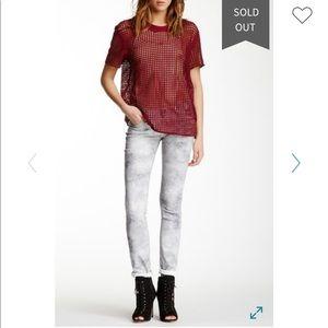 👖 IRO 'Upney' skinny jeans